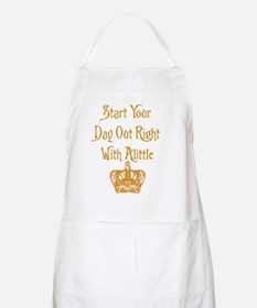 Alittle Crown Apron