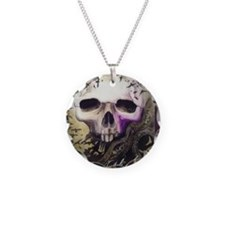 cycleoflife-blk-bckgrd Necklace