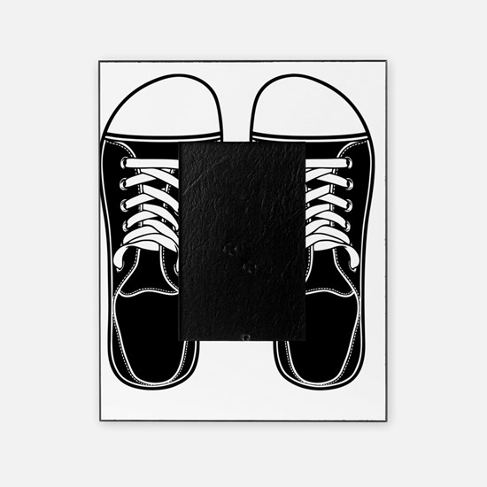 sneaker-bw-FF Picture Frame