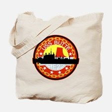 AE-27 USS Butte Ammunition Ship Military  Tote Bag