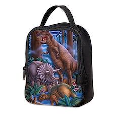 Tyrannosaurus Neoprene Lunch Bag