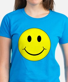 Classic Smiley Face Tee