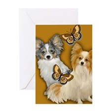 papillons_two Greeting Card