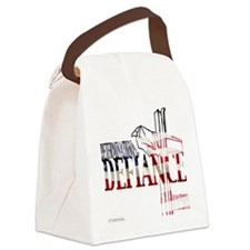 Determination Canvas Lunch Bag