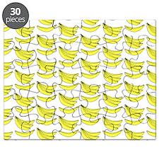 Yellow Bananas Pattern Puzzle