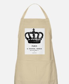 CROWNcitoutPrint Apron