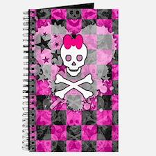 Princess Skull Journal