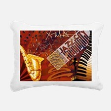 jazzyxmas_laptopskin Rectangular Canvas Pillow