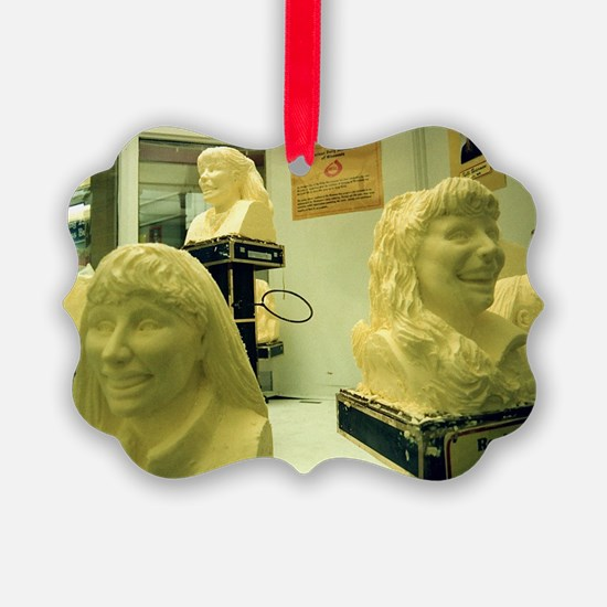 Butter Heads Ornament