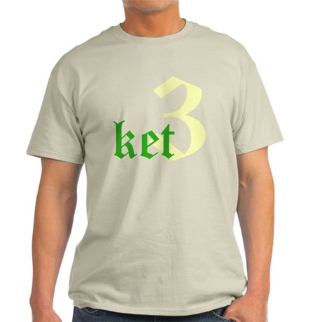 2011 - 3NeutralKetT12X12 Light T-Shirt