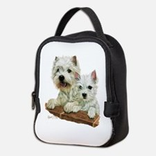 West Highland White Terrier Neoprene Lunch Bag