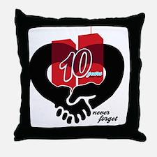 TC-Hug-2 Throw Pillow