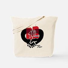 TC-Hug-2 Tote Bag