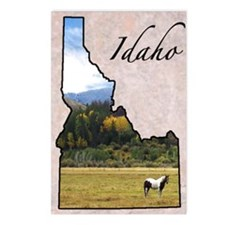 Idaho Postcards (Package of 8)