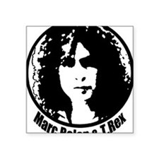"MARC BOLAN AND  T.REX Square Sticker 3"" x 3"""