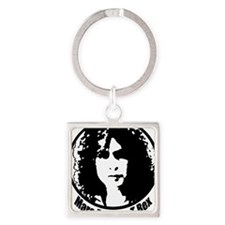 MARC BOLAN AND  T.REX Square Keychain
