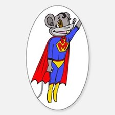 Super Mouse Decal
