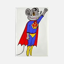 Super Mouse Rectangle Magnet