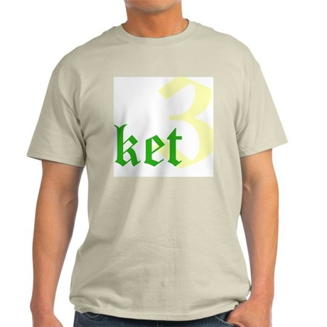 2011 - 3NeutralketW12X12 Light T-Shirt
