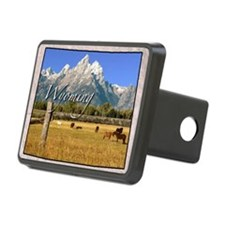Wyoming Hitch Cover