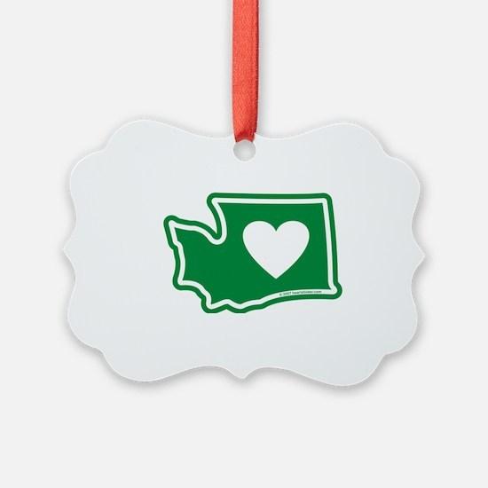 Washington_v5 Ornament