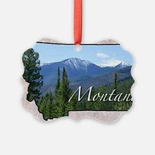 Montana Ornament