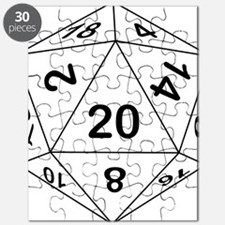 d20_black Puzzle