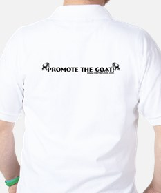 Goat Ask All Breed Golf Shirt