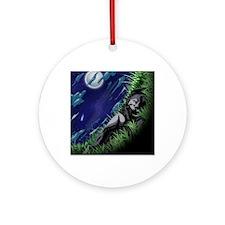 Moonlight Round Ornament
