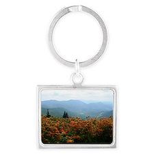 Roan Mountain 022 Landscape Keychain