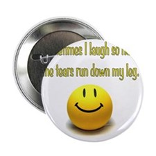 "Laugh_Hard_Tears 2.25"" Button"