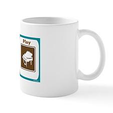 Eat, Sleep,Play Mug