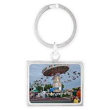 090813 447 Landscape Keychain
