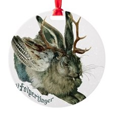 Wolpertinger Ornament