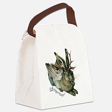 Wolpertinger Canvas Lunch Bag