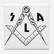 SLA Tile Coaster