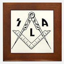 SLA Framed Tile
