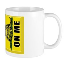 5x3 Dont Tread On Me Mug