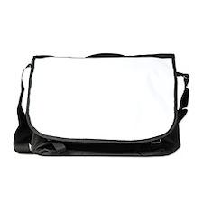 Bada-Bing-(revised)-all-white Messenger Bag