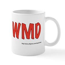 GMO = WMD Mug