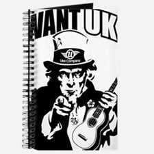 I WANT UKE 2 Journal