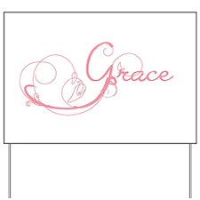 Grace Yard Sign