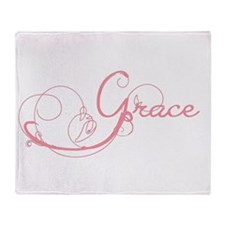 Grace Throw Blanket