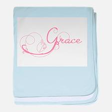 Grace baby blanket
