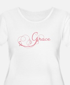 Grace Plus Size T-Shirt