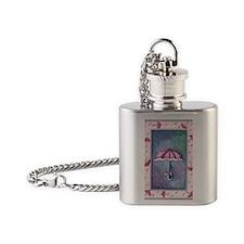 umbrellapink Flask Necklace