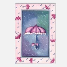 umbrellapink Postcards (Package of 8)