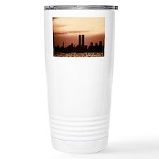 Dawn Over Liberty Travel Mug