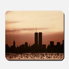 Dawn Over Liberty Mousepad