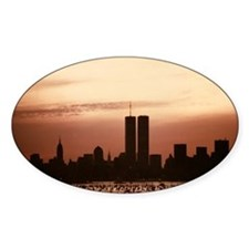Dawn Over Liberty Decal